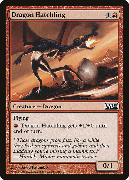 Dragon Hatchling [M14]