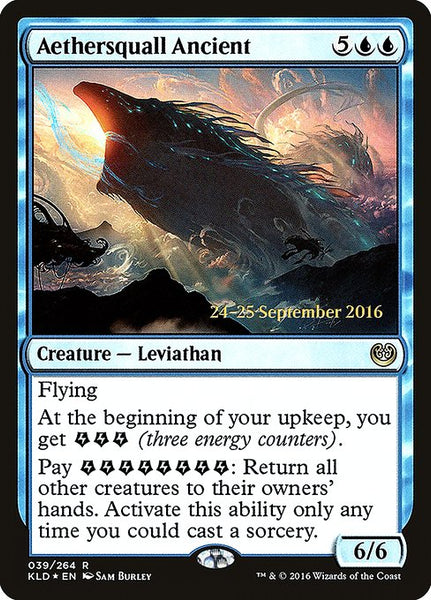 Aethersquall Ancient [PKLD][Foil]