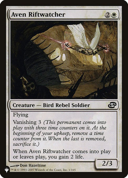 Aven Riftwatcher [PLIST]