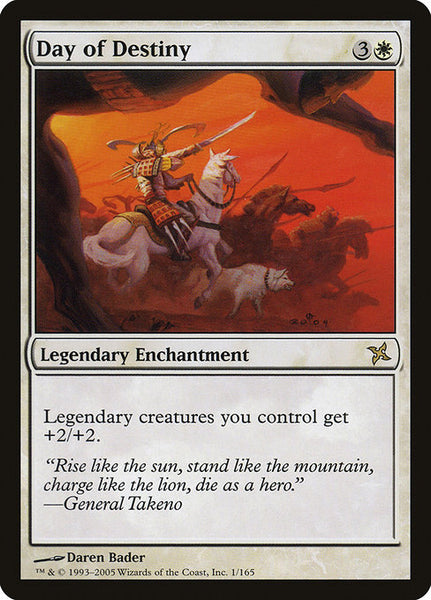 Day of Destiny [BOK][Foil]