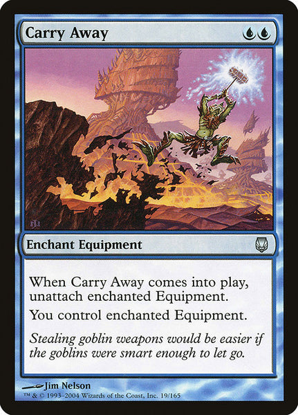Carry Away [DST][Foil]