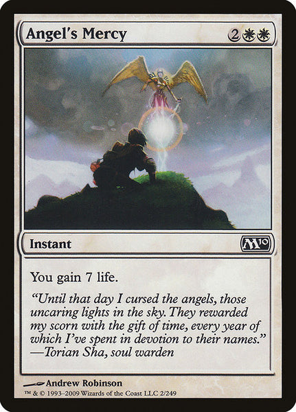 Angel's Mercy [M10][Foil]