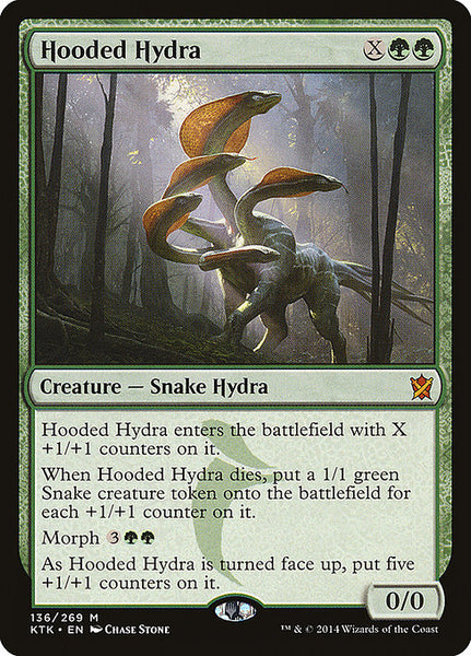 Hooded Hydra [KTK]