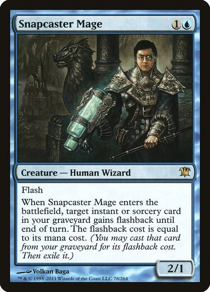 Snapcaster Mage [ISD]
