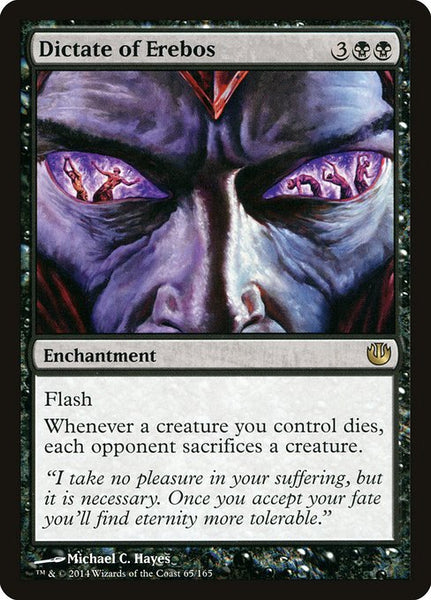 Dictate of Erebos [JOU][Foil]
