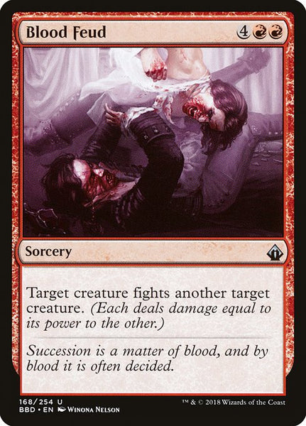 Blood Feud [BBD][Foil]