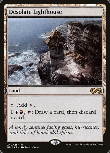 Desolate Lighthouse [UMA][Foil]