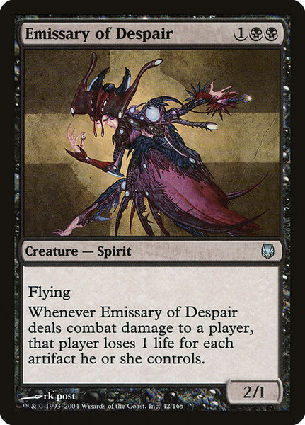Emissary of Despair [DST][Foil]