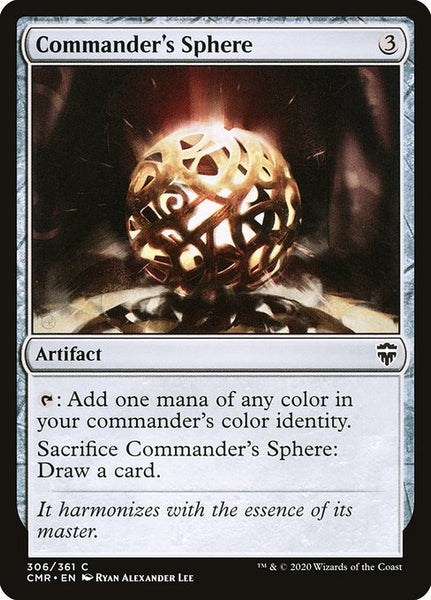 Commander's Sphere [CMR]