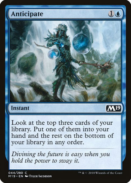 Anticipate [M19][Foil]