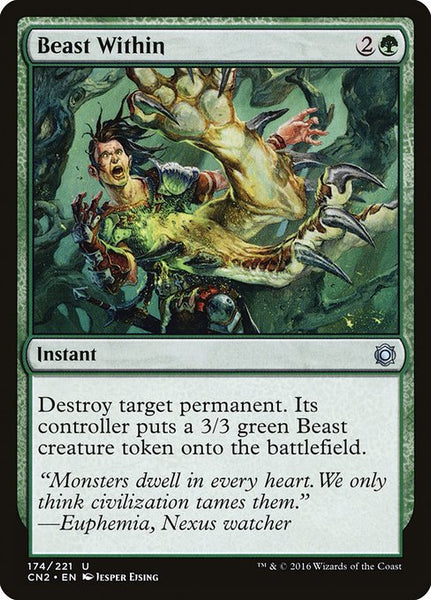 Beast Within [CN2][Foil]