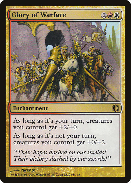 Glory of Warfare [ARB][Foil]