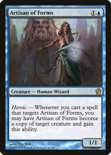 Artisan of Forms [THS][Foil]