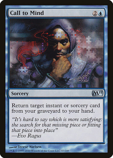 Call to Mind [M11]