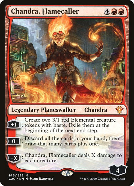 Chandra, Flamecaller [C20]
