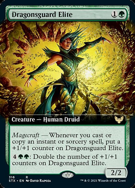 Dragonsguard Elite [STX][Extended Art]