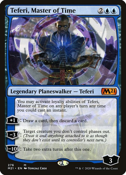Teferi, Master of Time [M21][276]