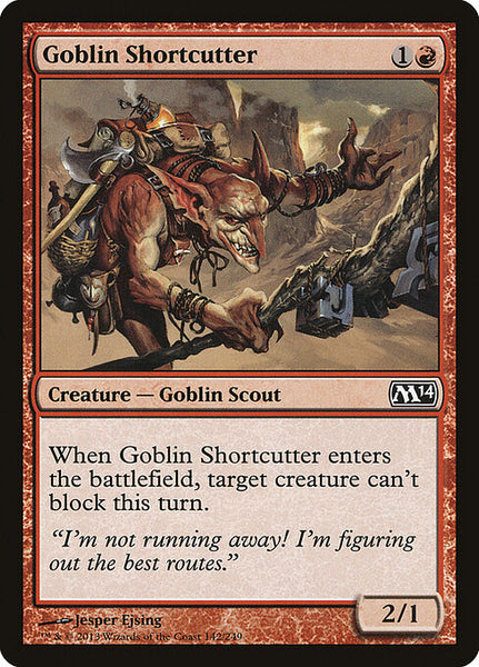 Goblin Shortcutter [M14]