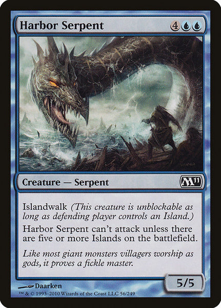 Harbor Serpent [M11]