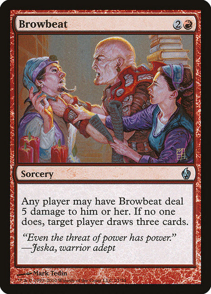 Browbeat [PD2][Foil]