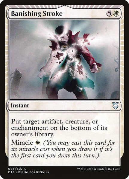 Banishing Stroke [C18]