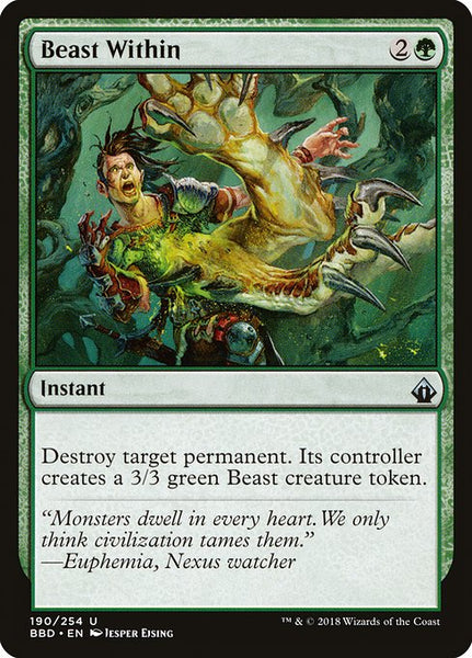 Beast Within [BBD][Foil]