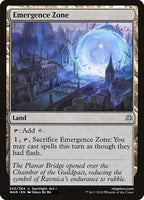 Emergence Zone [WAR][Foil]