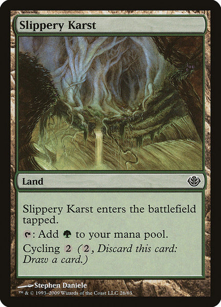 Slippery Karst [DDD]