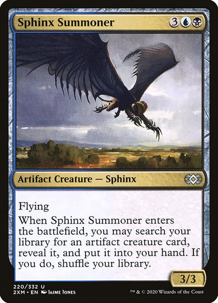 Sphinx Summoner [2XM]