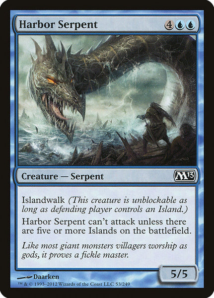 Harbor Serpent [M13]