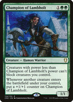 Champion of Lambholt [CM2]