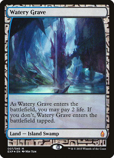 Watery Grave [EXP][Foil]