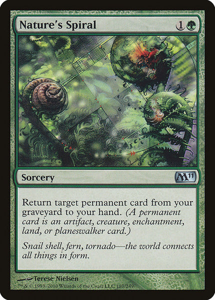 Nature's Spiral [M11]
