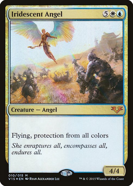 Iridescent Angel [V15][Foil]