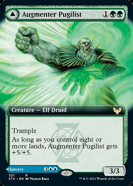 Augmenter Pugilist // Echoing Equation [STX][Extended Art]