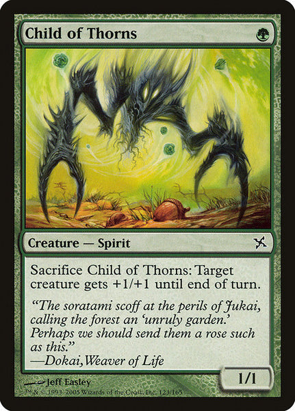 Child of Thorns [BOK][Foil]