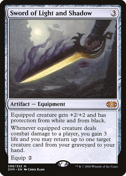 Sword of Light and Shadow [2XM][Foil]