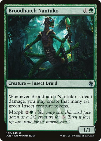 Broodhatch Nantuko [A25][Foil]