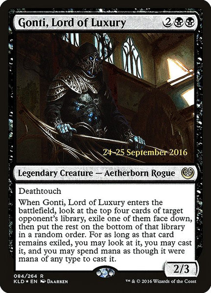 Gonti, Lord of Luxury [PKLD][Foil]