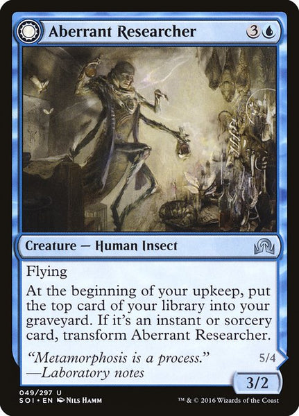 Aberrant Researcher // Perfected Form [SOI][Foil]