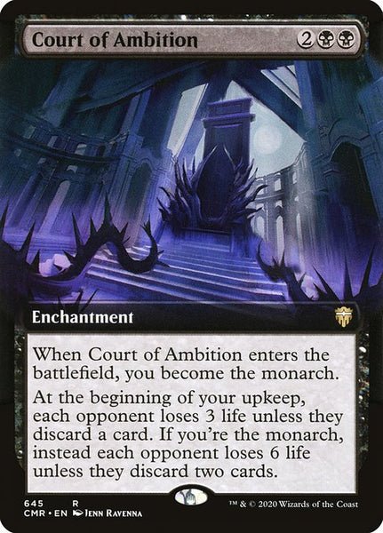 Court of Ambition [CMR][Extended Art]