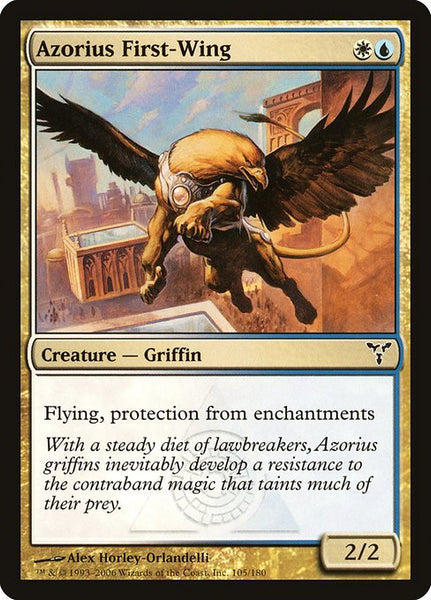 Azorius First-Wing [DIS][Foil]
