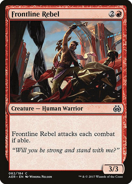 Frontline Rebel [AER]