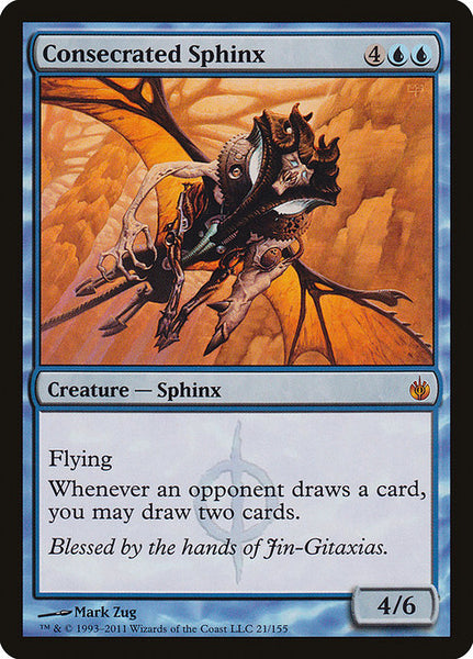 Consecrated Sphinx [MBS]