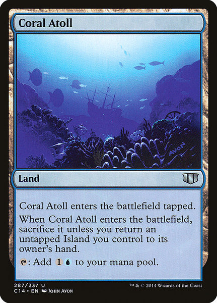 Coral Atoll [C14]