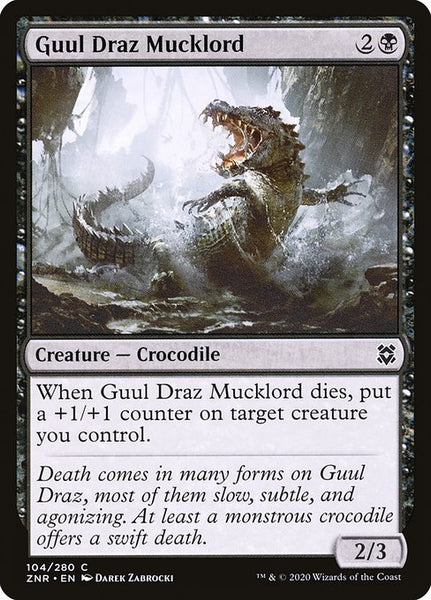 Guul Draz Mucklord [ZNR]