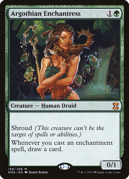 Argothian Enchantress [EMA]