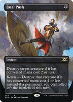 Fatal Push [2XM][Foil][Borderless]