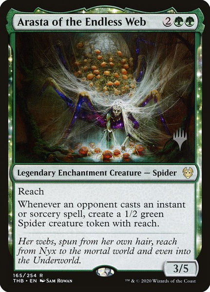 Arasta of the Endless Web [PTHB][Foil]