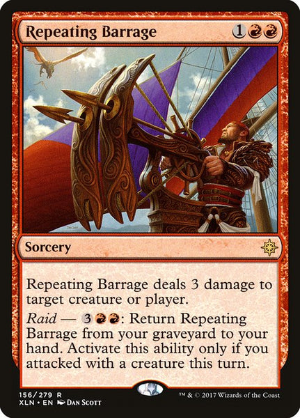 Repeating Barrage [XLN]